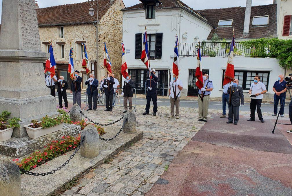 Libération Nerville La Forêt